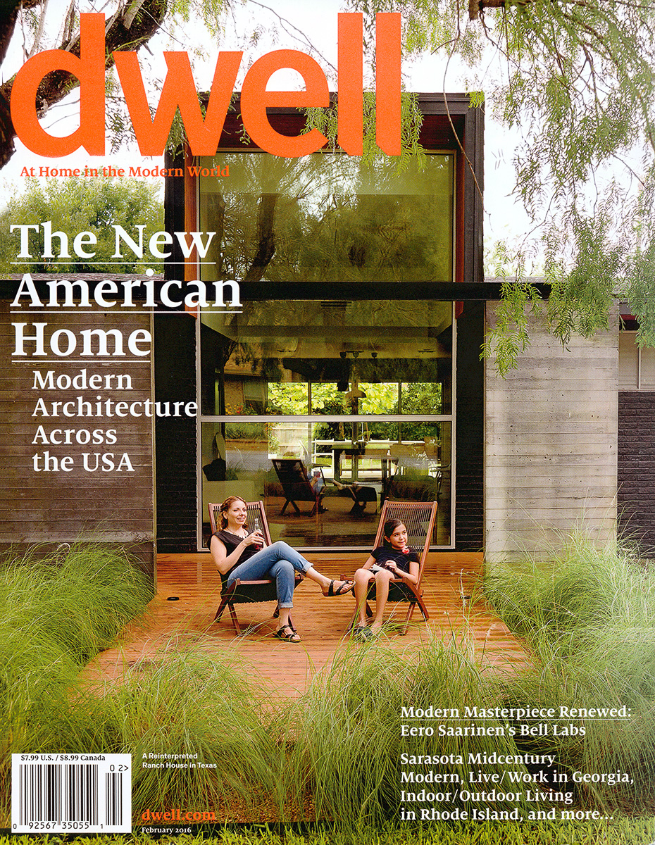 Dwell February 2016 images courtesy of Dwell Nancy Kennedy